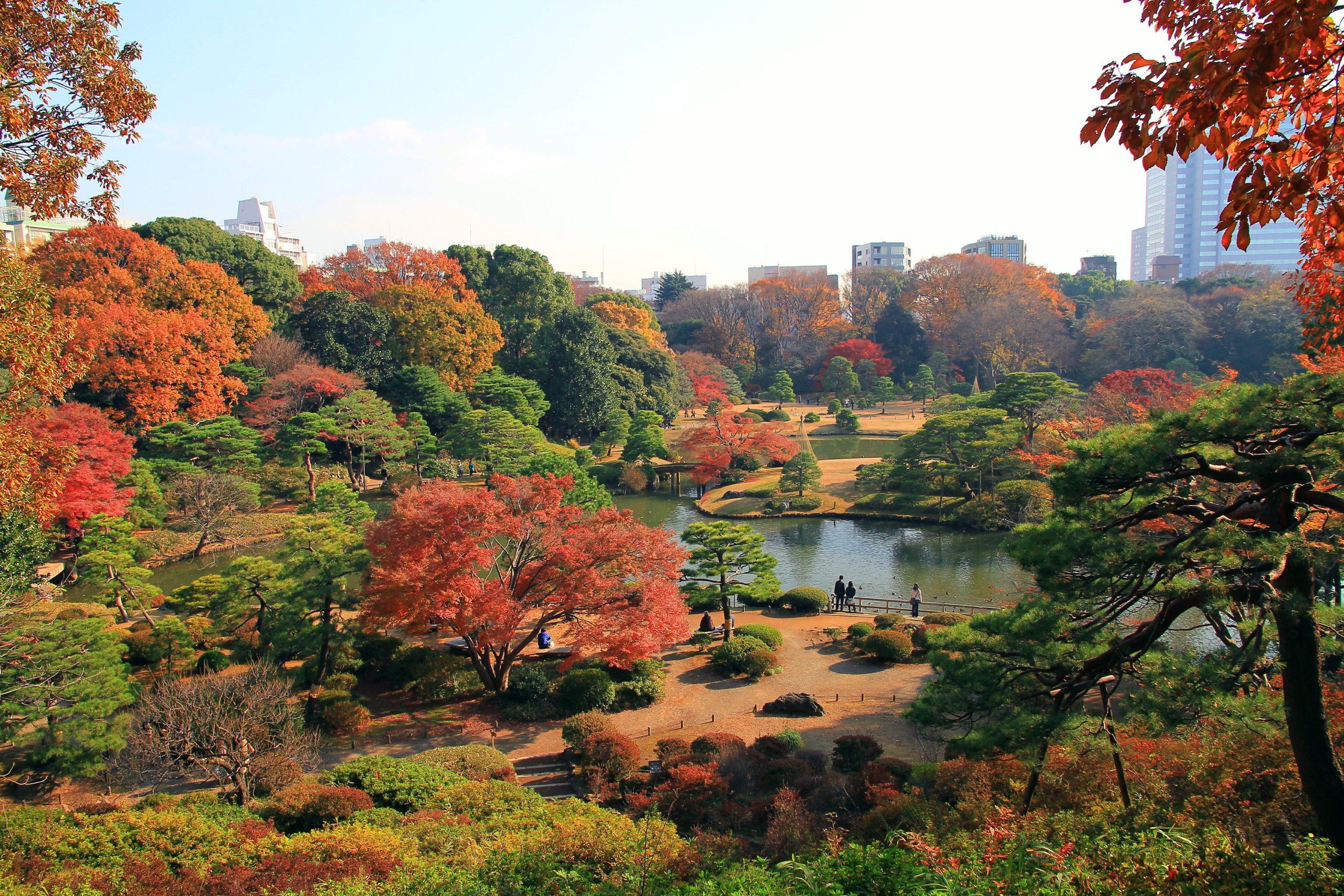 Conheça os 10 Jardins Mais Espetaculares de Tóquio! – Veja Online